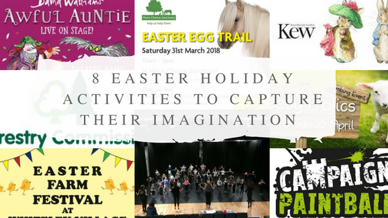 8 Easter holiday activities to capture imaginations in Surrey
