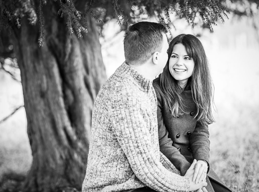 Engagement Photoshoot Surrey Wedding Photography - Jo Robbens Photography