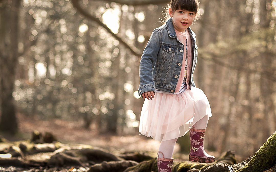Five ways to spend time on Esher Commons – Esher Family Photographer