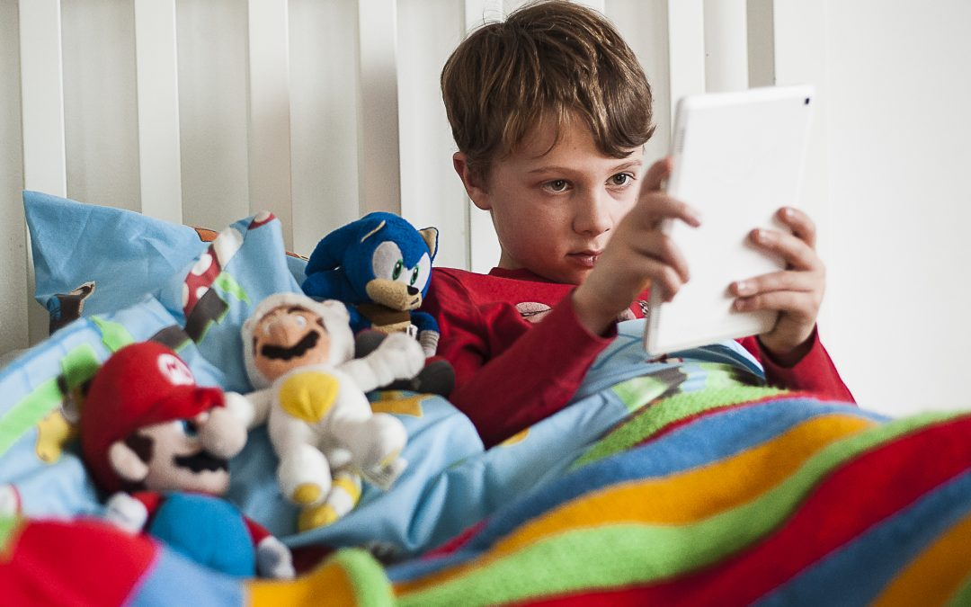 Top Tips for keeping your child safe online