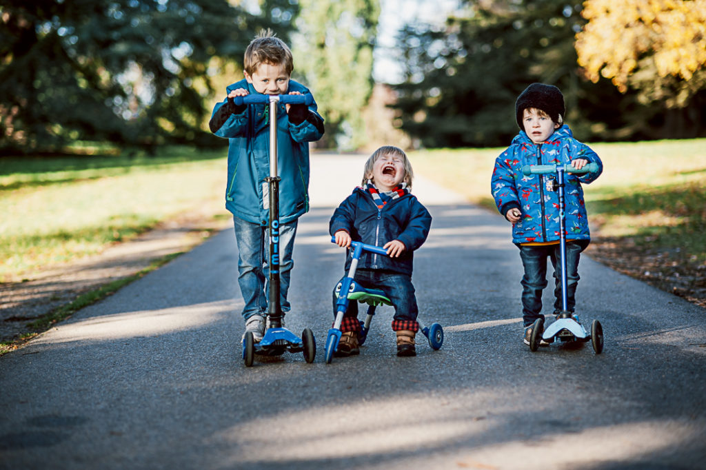 Top tips for taking better photographs of your children