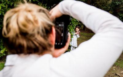Top five tips taking better photos children