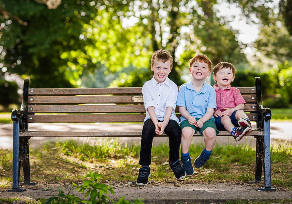 Natural Kingston Family photography