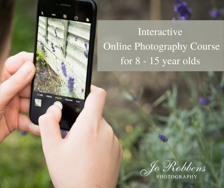 Online Photography Courses for Children