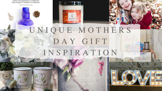 Unique mothers day gifts you can buy from local Surrey businesses